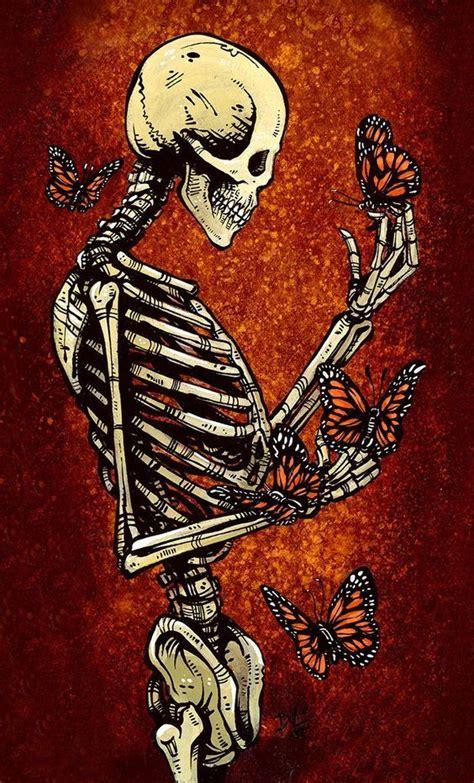 Metamorphosis Art Pinterest Skeleton