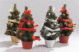 Künstlicher Weihnachtsbaum Geschmückt : kleiner weihnachtsbaum 36cm geschm ckt silber geschm ckter christbaum tannenbaum ebay ~ Yasmunasinghe.com Haus und Dekorationen