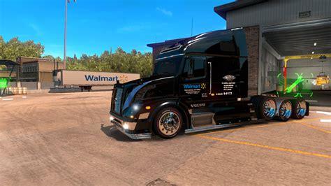 volvo vnl remix ats mods american truck simulator mods