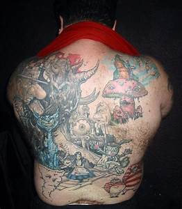 Tattoo You: I love to game and I love Alice in Wonderland ...