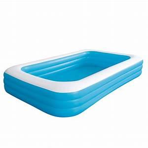 Jilong Giant Pool 2R305 - rectangular family pool ...