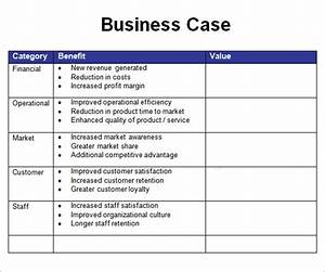 Business case template word goseqh inspirational business case template word aguakatedigital wajeb Choice Image