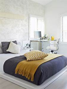 Luxury, Design, For, Small, Bedroom, Interior, Space, 16517