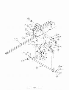 Dr Power Three Point Hitch Parts Diagram For 3 Pt Hitch