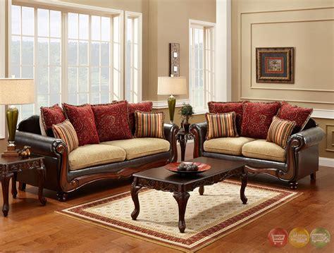 traditional loveseat banstead mocha traditional sofa loveseat living room