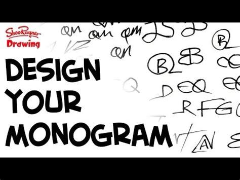 design   amazing monogram shoo rayner author