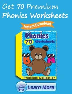 kindergarten phonics worksheets connecting spoken