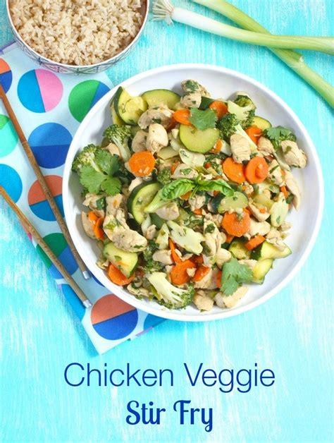 * stir fry on low heat till the kundru slices get wilted but yet retain some crunch. Chicken Veggie Stir Fry + The Pre-Diabetes Diet Plan