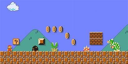 Mario Fondos Pantalla Nintendo Creador Iyi Oyunlar