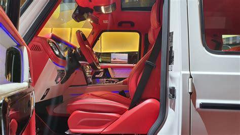 Brabus black ops 800 amg g63   3 doors prototype. Alain Class Motors   Mercedes-Benz G63 Brabus Widestar