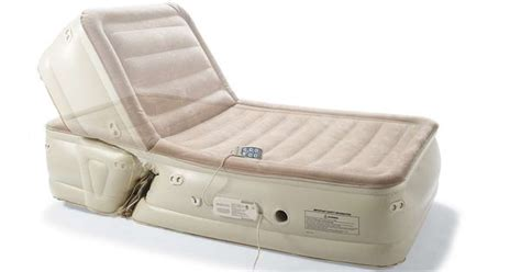 ez incline inflatable guest bed buy pinterest
