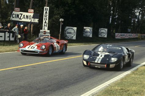 Ford v ferari is based a true story. Face-Off: Ford Vs Ferrari - Oracle Time