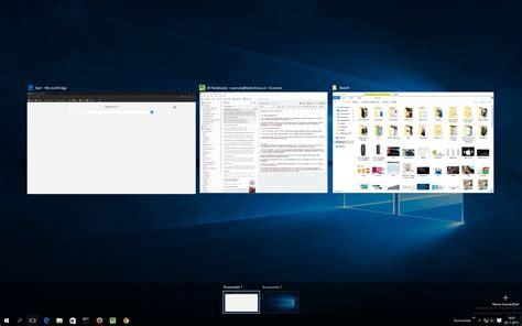 windows  virtuele bureaubladen en taakweergave