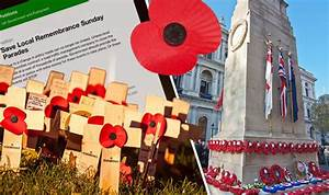 Remembrance Day 2017: Petition grows as police forced to ...