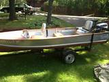Pictures of Vintage Aluminum Boats For Sale
