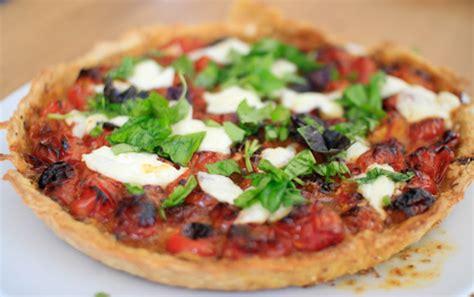 cuisiner les tomates cerises recette de la tarte aux tomates cerises confites pratique fr