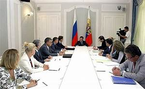 Meeting with senior officials of Presidential Executive ...