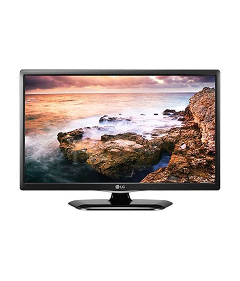 tv 60 cm buy lg 24lf454a 60 cm 24 hd ready led television at best price in india