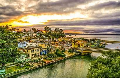 Capitola Village California Sunrise