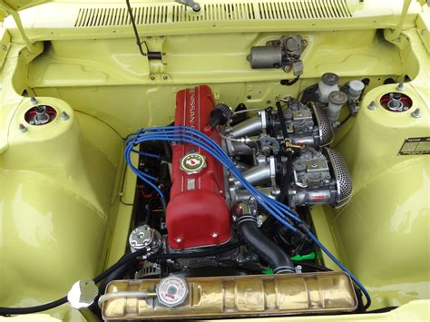 Datsun Engines by Image Result For Nissan L18 Engine Bay Datsun 720 4x4