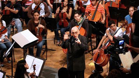 José Antonio Abreu, Venezuelan Who Envisioned Musical