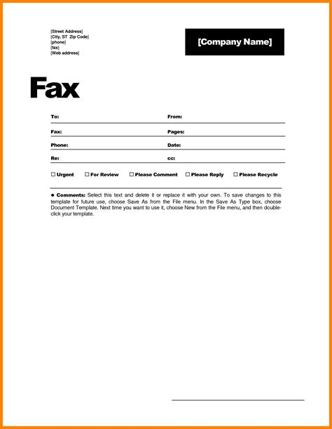 fax cover sheets print ledger review