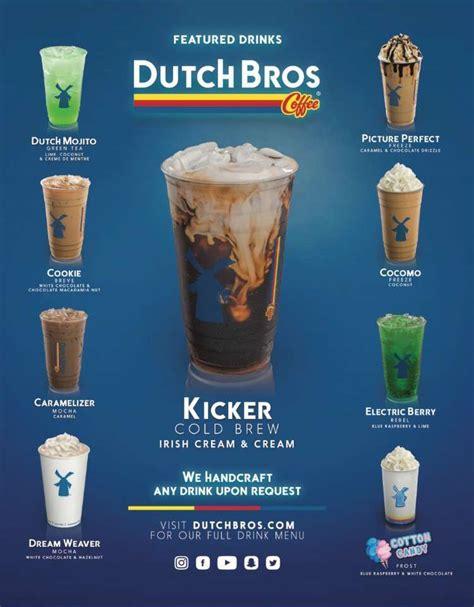 Dutch bros secret menu 80 delicious drinks and counting. Dutch Bros (2020) | Dutch bros, Dutch bros drinks, Dutch bros menu