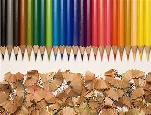 QQ Wallpapers: Color pencil HD Wallpapers