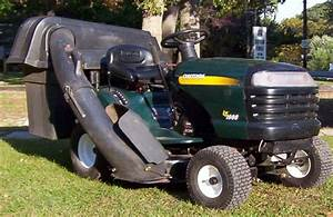 Used Sears Riding Mowers