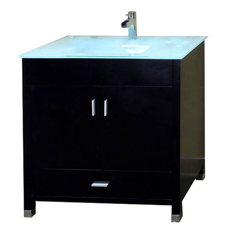 home depot sink tops bellaterra home oslo b 33 in single vanity in black with