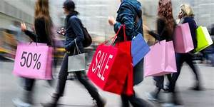 The second-busiest shopping day of the year is set to be December 23  Shopping