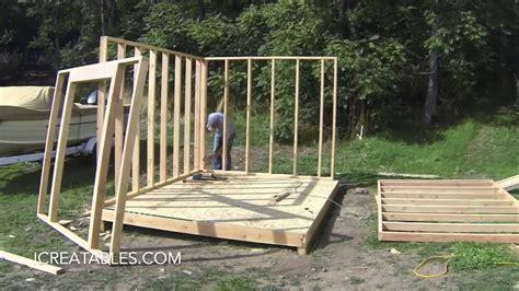 shed plans   build sheds youtube