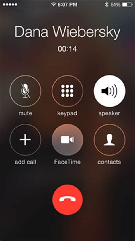 iphone call how to make and receive free ios facetime calls
