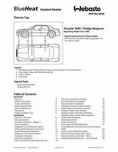 Bd9 Diagram Of Harness For 2005 Dodge Magnum Motor