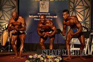 Vision Excel Slaf Bodybuilders Excel At Mr Sri Lanka 2015 Sri Lanka