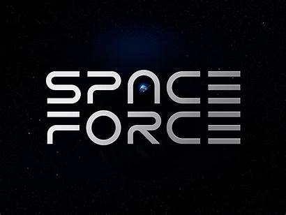 Force Space Dribbble Spaceforce Flag Icon Badge