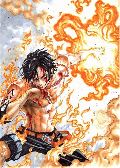 gambar anime keren   piece  keren infobaru
