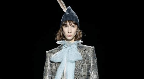 New York Fashion Week Marc Jacobs Fall Collection