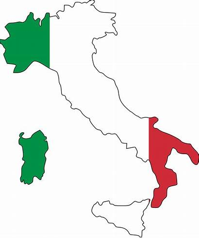 Italy Flag Map Country Geography Europe источник