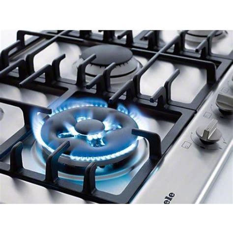 Miele KM2054SS  Gas Hob  Stainless Steel  RDO Kitchens