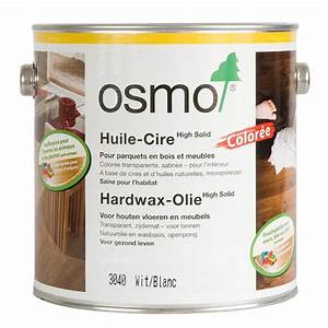 Osmo huile hardwax 3040 blanc finition du parquet impermo for Osmo huile parquet