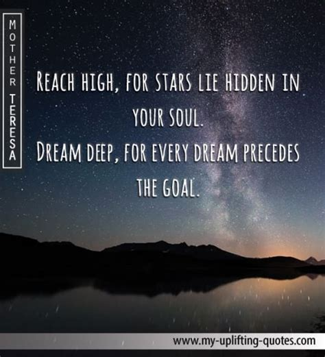 Reaching My Dream Quotes
