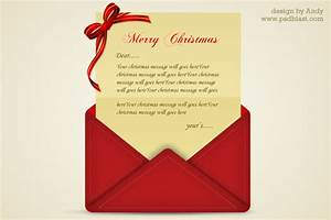 30 christmas free psd holiday card templates for design With christmas card letter templates