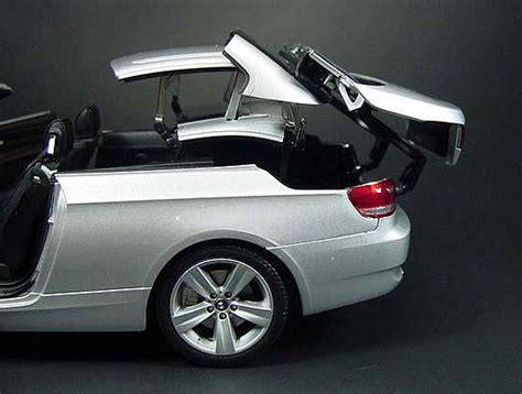 bmw  convertible  retractable roof diecast model legacy motors