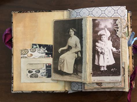 nanas garden junk journal wendys journal adventure