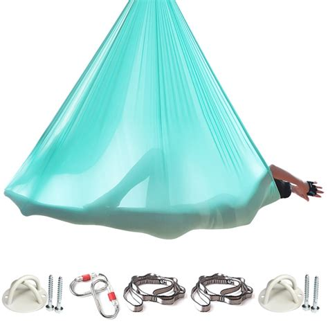 Antigravity Hammock For Sale by 20 Colors Upgraded Stretch Silked Antigravity Hammock