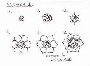 Drawing Pictures Of Flowers Step By Step How To Draw Easy ...