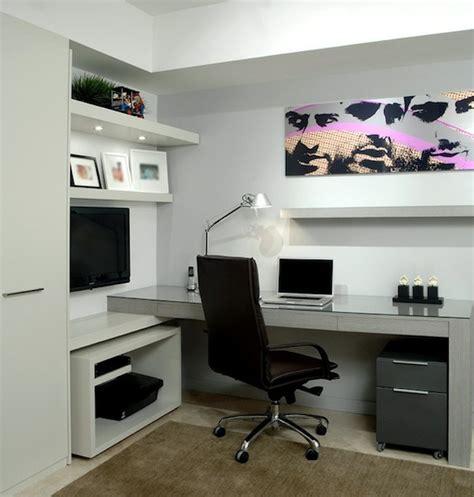 bureau contemporain design déco bureau design contemporain