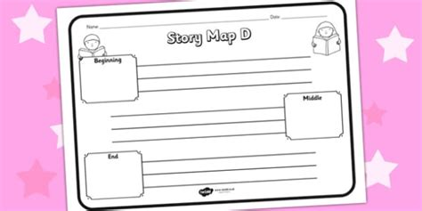 Story Map B, Story, Stories, Story Map