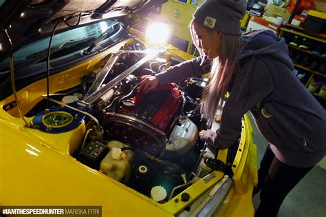 Banishing The Female Car Enthusiast